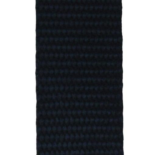 """Image of Nylon Webbing Shoulder Strap - Adjustable - 1"""" (inch) Wide - Choose Color, Length & Hook #17B Finish"""