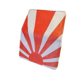 Image of RisingSun ) Slim Wallet
