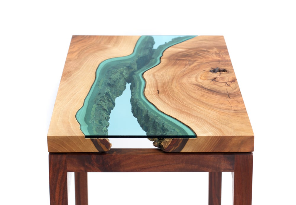 Image of walnut river® hall table