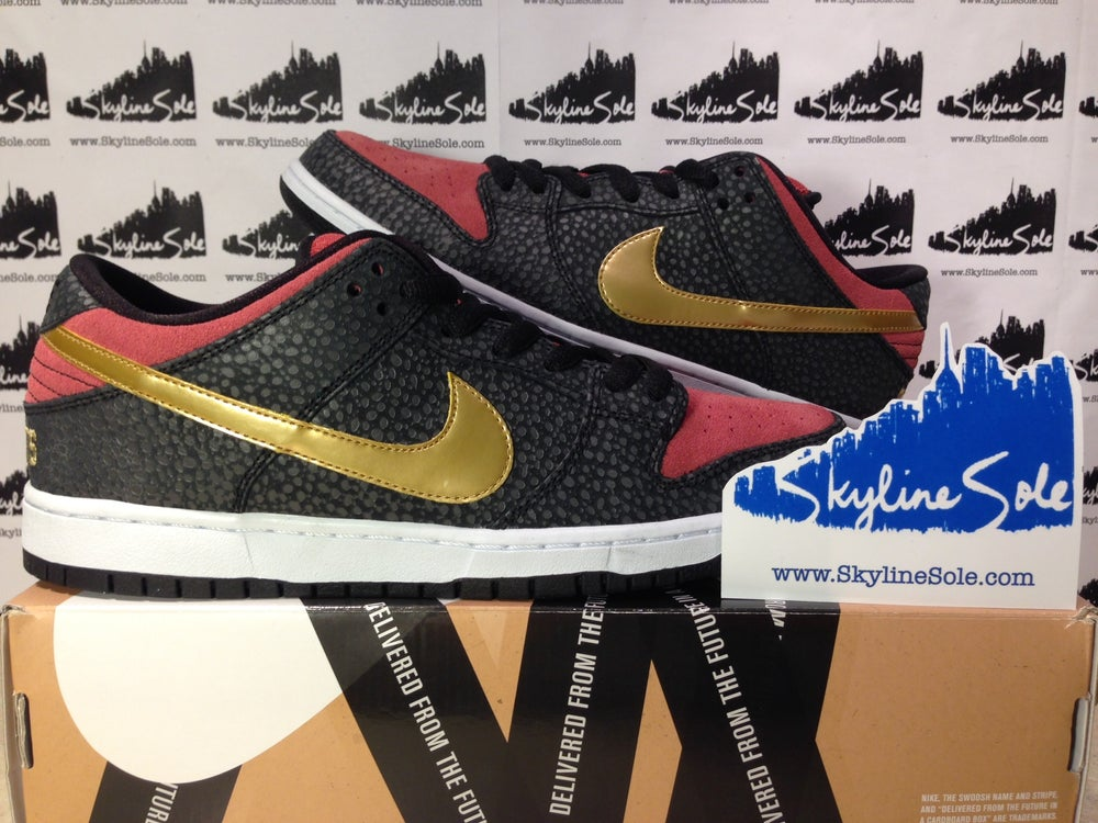 """Image of Nike SB x Brooklyn Projects """"Branded"""" Walk of Fame"""