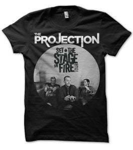 """Image of """"Set The Stage On Fire"""" Tour T-Shirt (Adult Sizes)"""