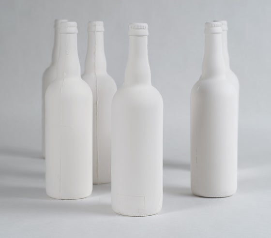 Image of Limited Edition Porcelain 22oz Bottle