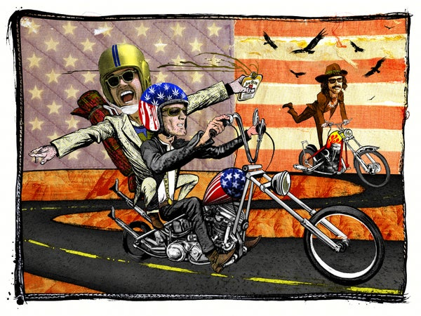 Image of Easy Riders