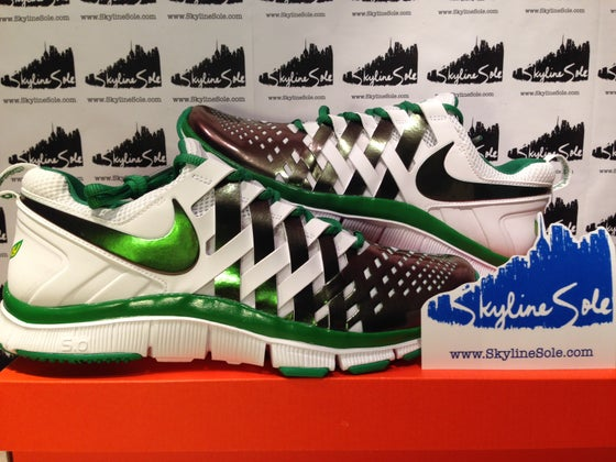 Image of Nike Free Trainer 5.0 Oregon White