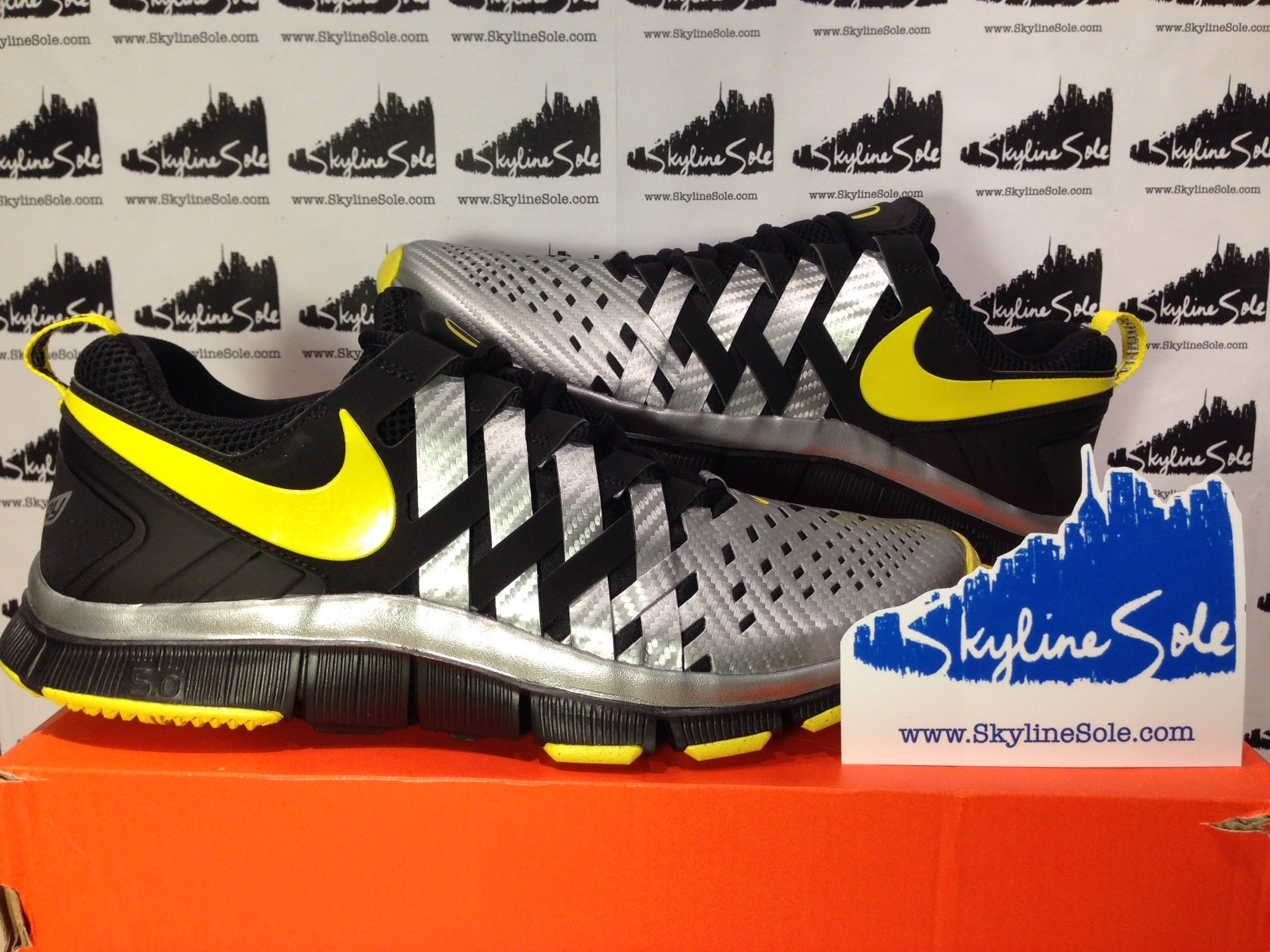 Nike Free Trainer 5.0 Oregon Black