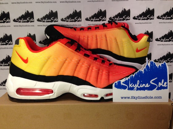 "Image of Nike Air Max 95 EM ""Sunset Pack"""