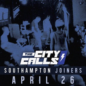 Image of TICKET: The City Calls REUNION SHOW (April 26th)