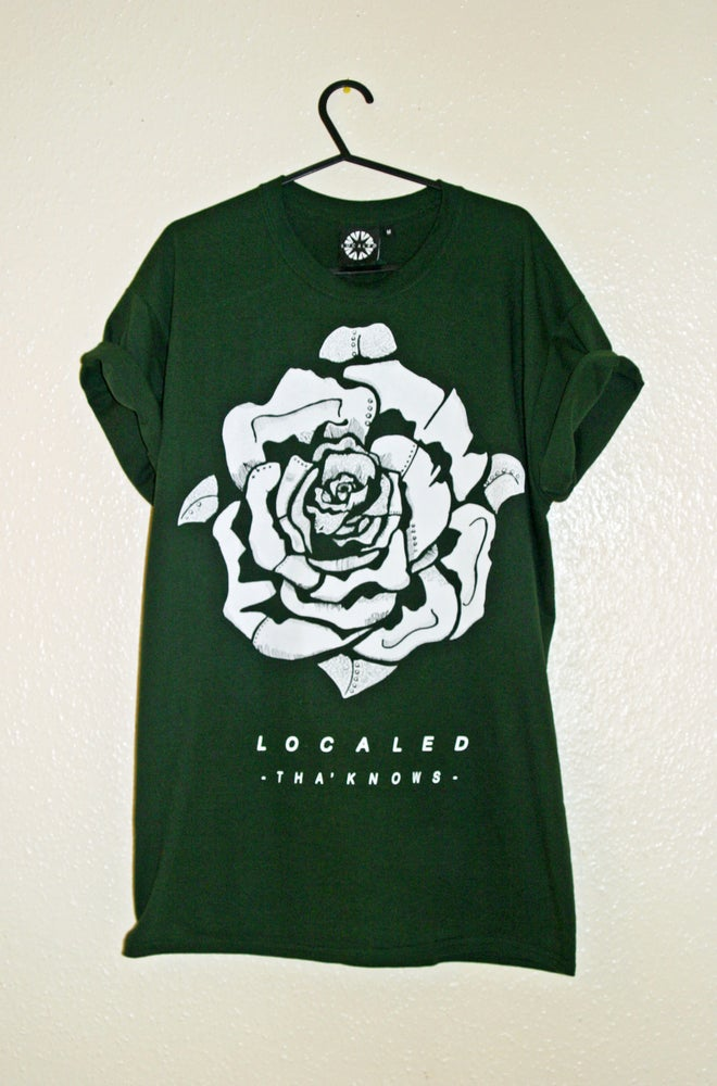 Image of Tha' Rose (Green)