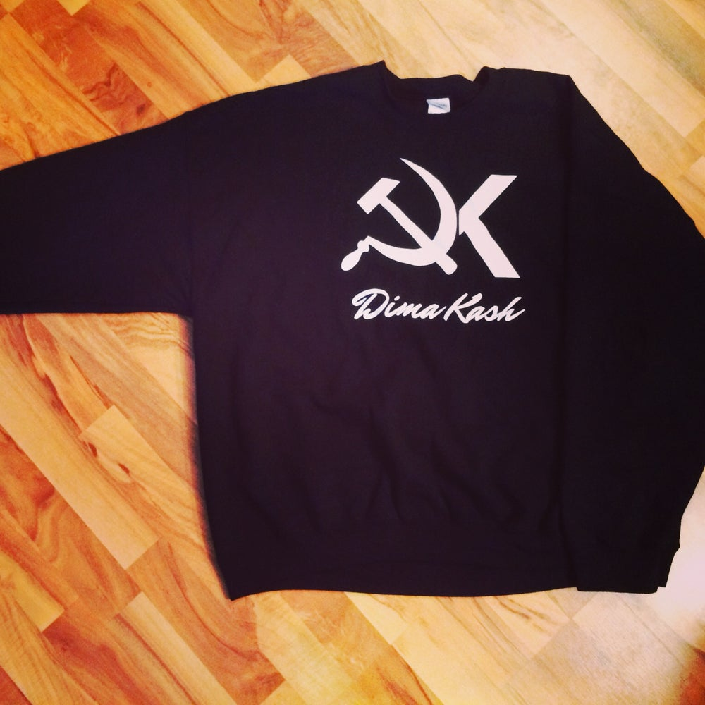 Image of Dima Kash Crew Neck Sweatshirt