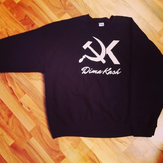 Image of Dima Kash Crew Neck Sweatshirt