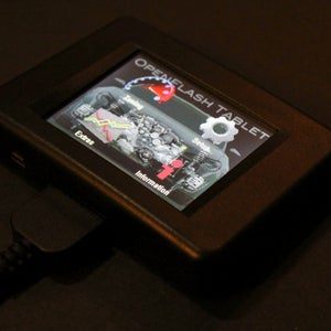 Image of OpenFlash Tablet & OpenFlash Header Combo
