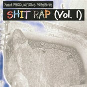 Image of Various ‎– Shit Rap (Vol. 1)