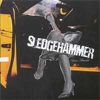 Image of SLEDGEHAMMER CD EP (Dwid from Integrity)