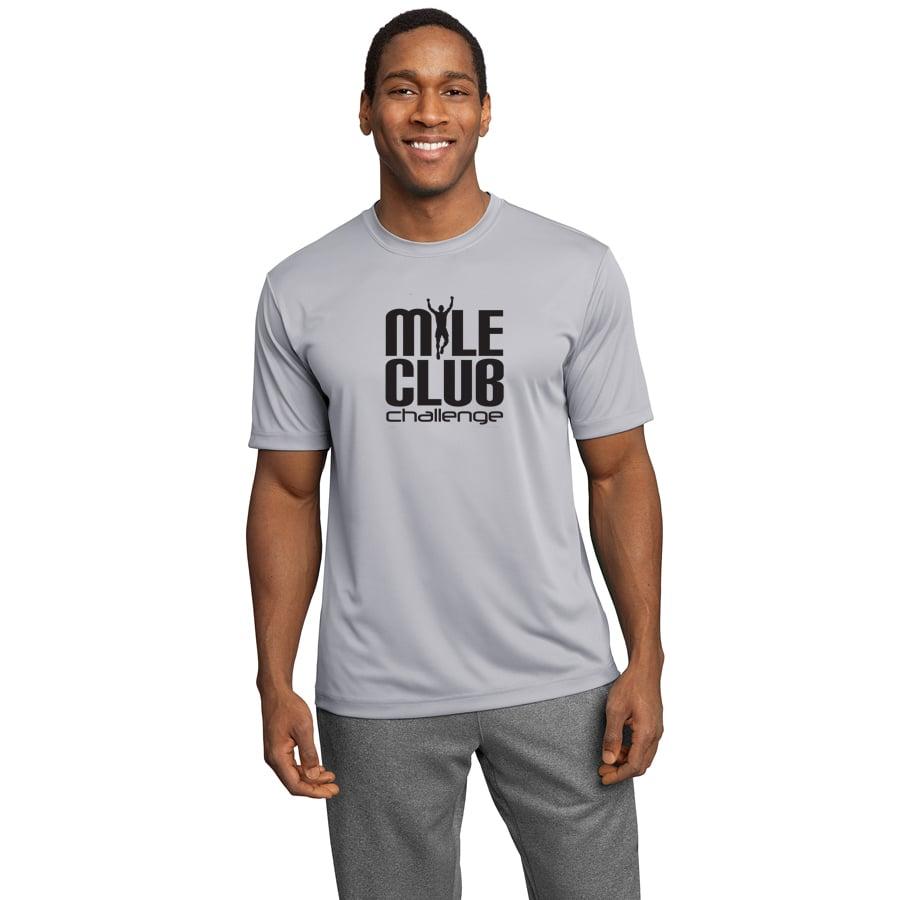 Image of Mile Club Mens Performance Tee