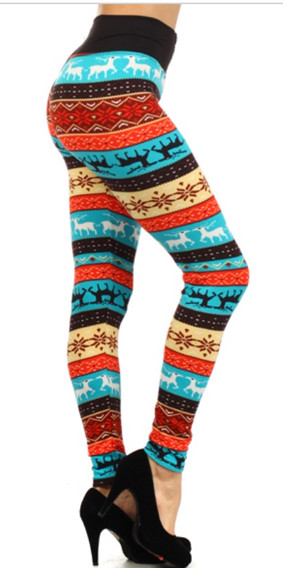 Image of Ladies - Fleece Leggings