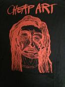 Image of Face T-Shirt Black