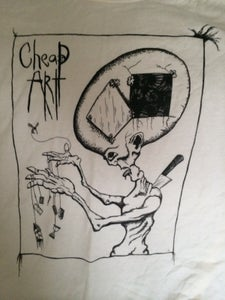 Image of Alien T-Shirt Cream