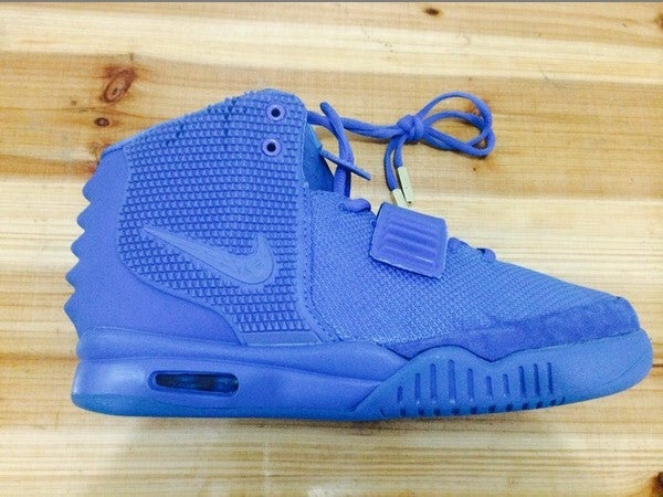 Nike Air Yeezy 2 Sp Quot Blue December Quot The Yeezybay Store