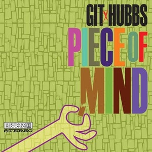 "Image of Git x Hubbs ""Piece Of Mind"" CD (Limited Edition Of Only 100)"