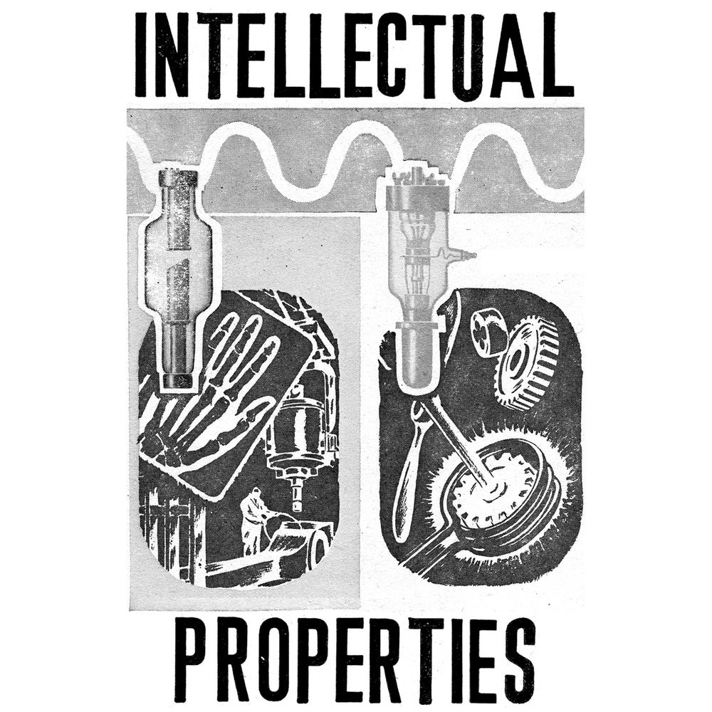 Image of Intellectual Properties, Tape