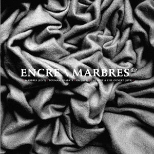 Image of Encre - Marbres EP (CD)