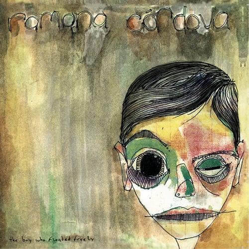 Image of Ramona Córdova - The Boy Who Floated Freely (CD)