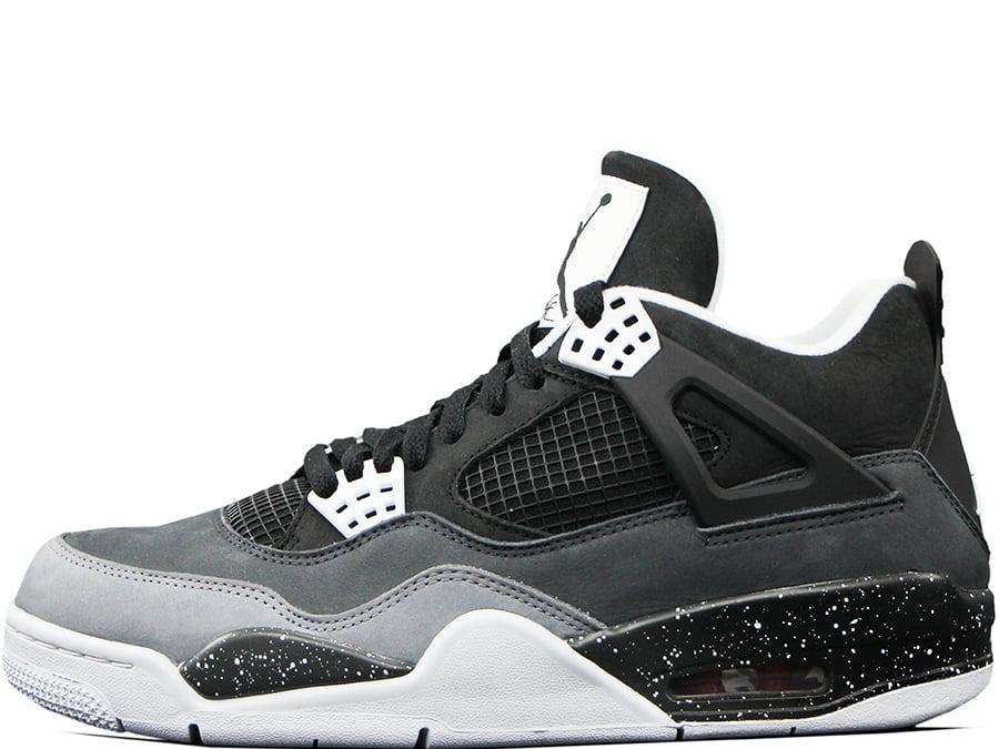 sale retailer 4e784 231da Nike Air Jordan 4 Oreos