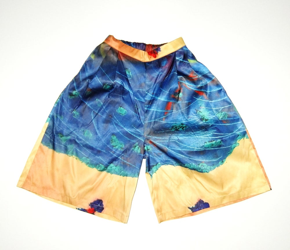 Image of Garden Loose Shorts
