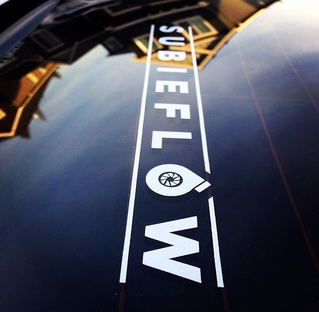 Image of SubieFlow Decals
