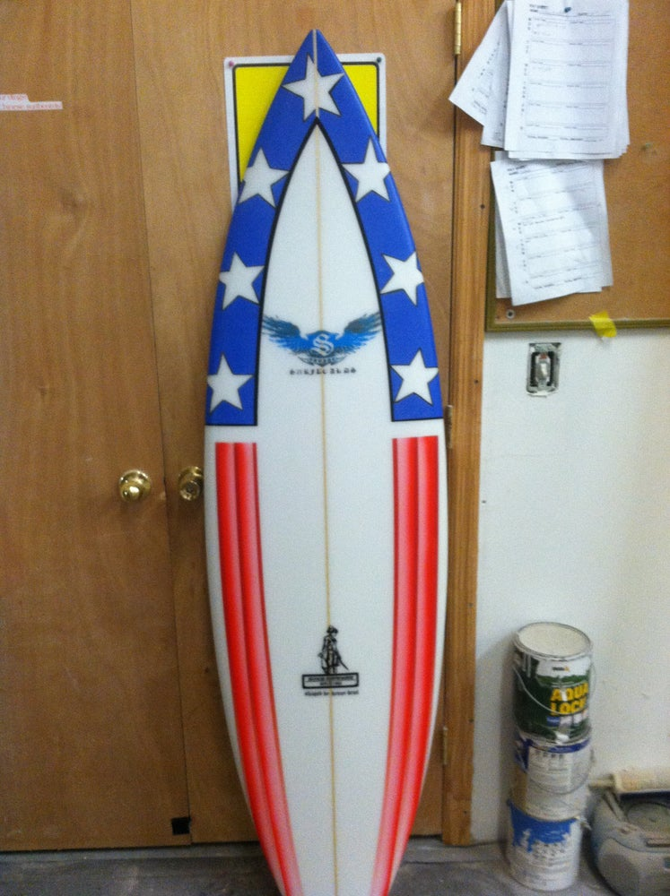 "Image of 6'6"" Shortboard"