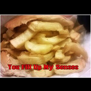 Image of 'Senses' Greetings Card *Free P&P*