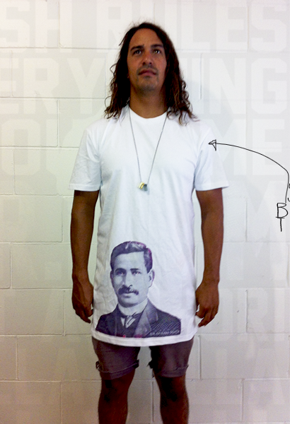Image of 50 BUX TEE