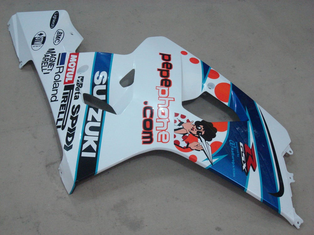 Image of Suzuki aftermarket parts - GSXR600/750 K4 04/05-#02