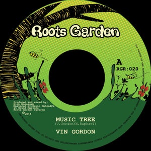 "Image of 7"" Vin Gordon 'Music Tree' / Manasseh 'Mango 13 Dub'"