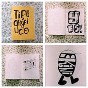 Image of NEW! Tipo Gráfico Zine by Jaimeks