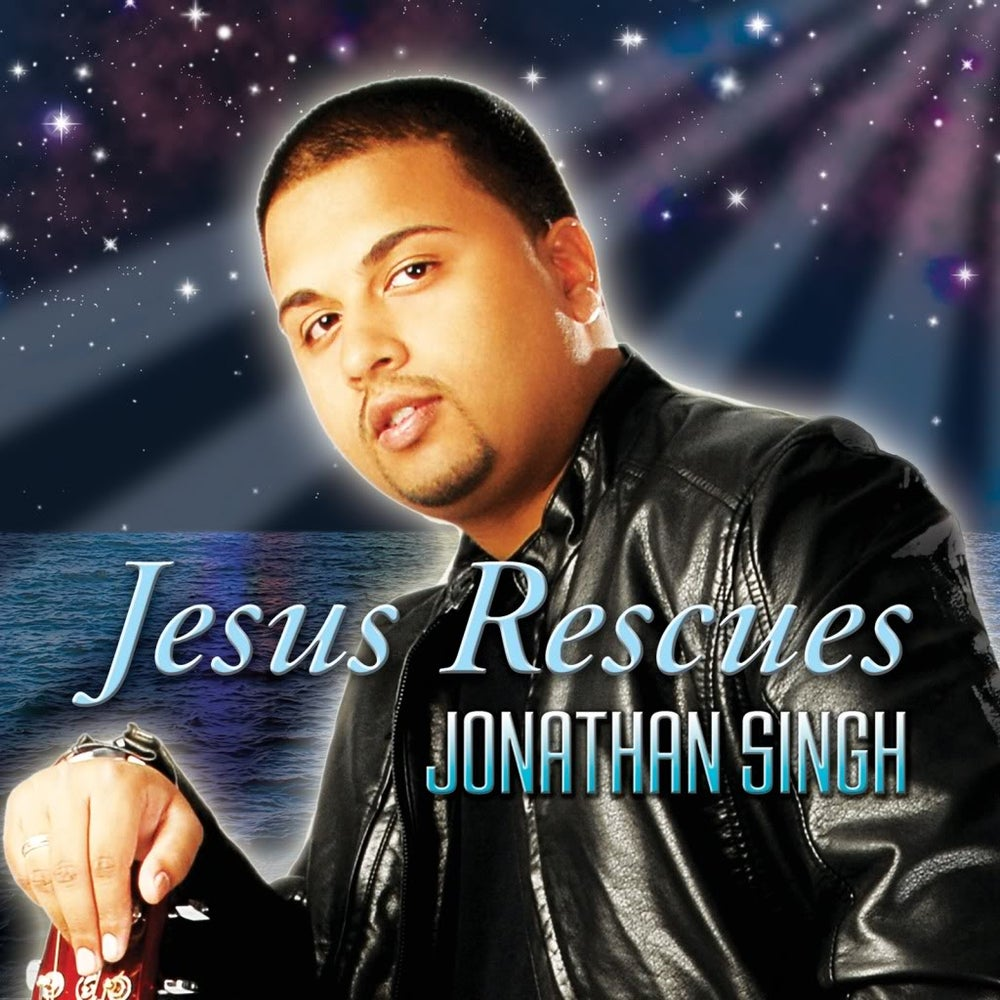 Image of Jesus Rescues (Physical CD)