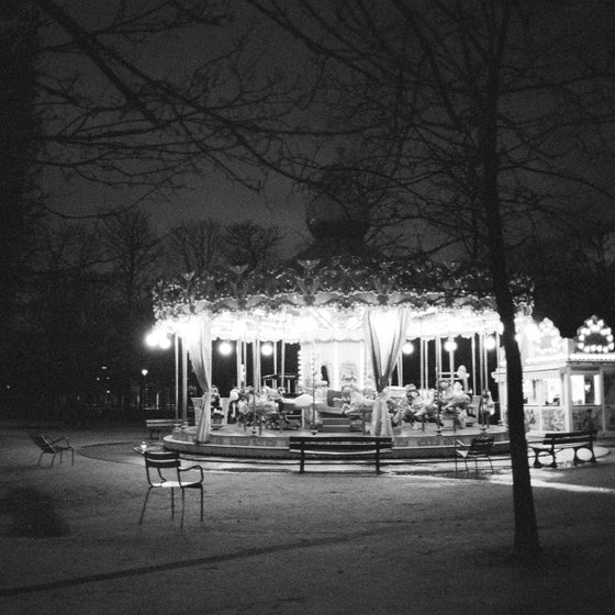Image of Quiet Carousel