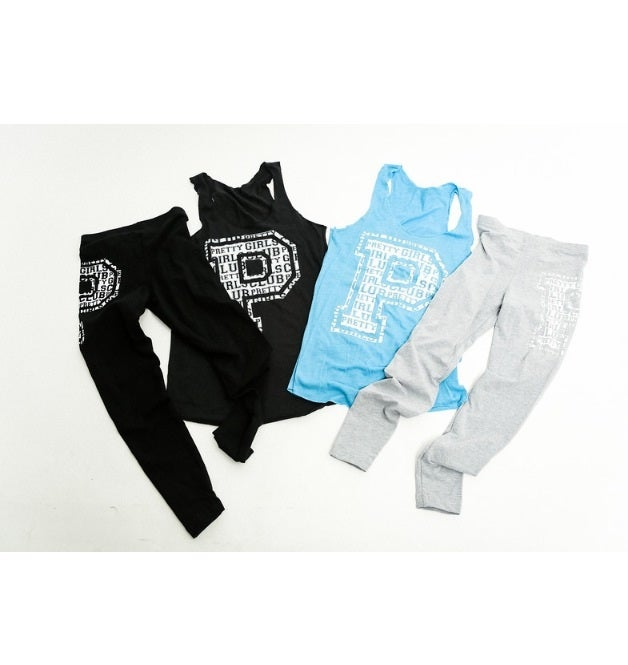 Image of PGC leggings/tank set