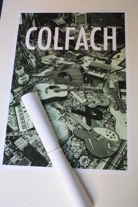 Image of Colfach plakat