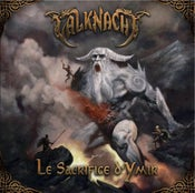 Image of Valknacht - Le sacrifice d'Ymir CD