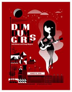 Image of Dum Dum Girls (R)