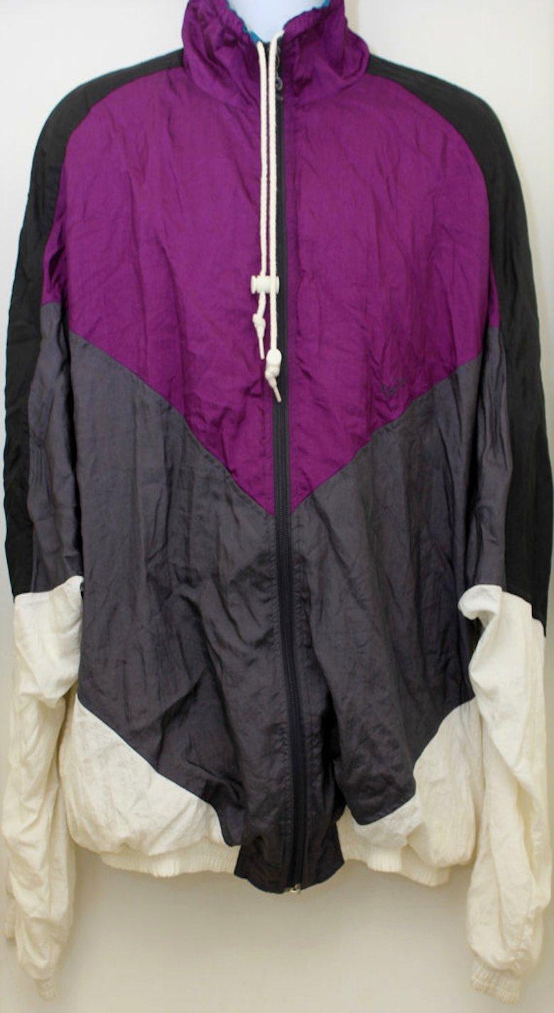 """Image of """"PIERRE CARDIN"""" Designer Windbreaker Jacket"""
