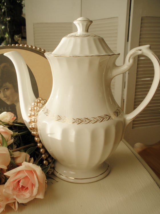 Image of Vintage Coffee Pot