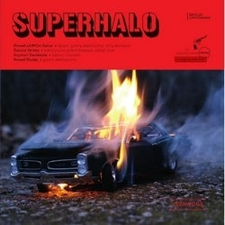 Image of Superhalo - Czerwona CD (envelope edition)