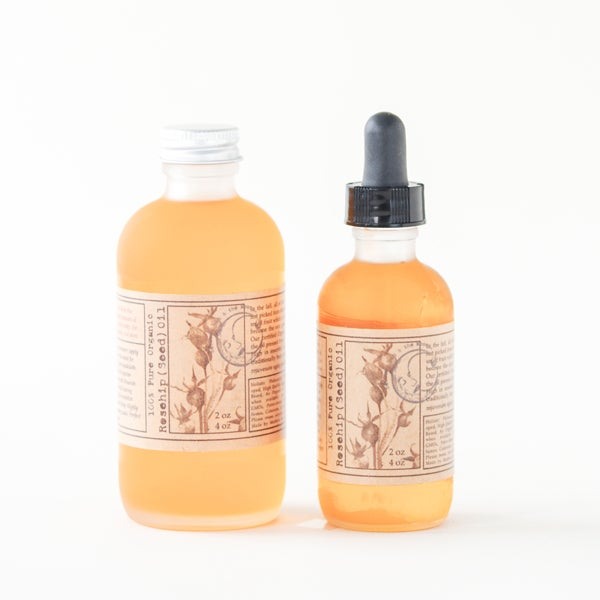 Image of 100% Pure Organic Rosehip (seed) Oil