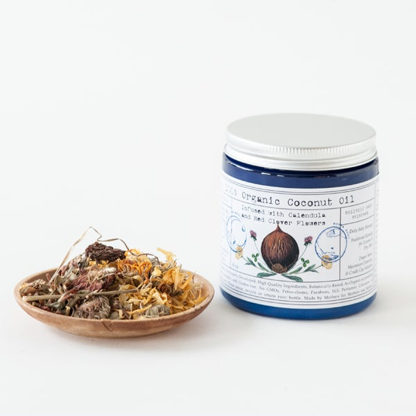 Image of Infused Organic Coconut Oil