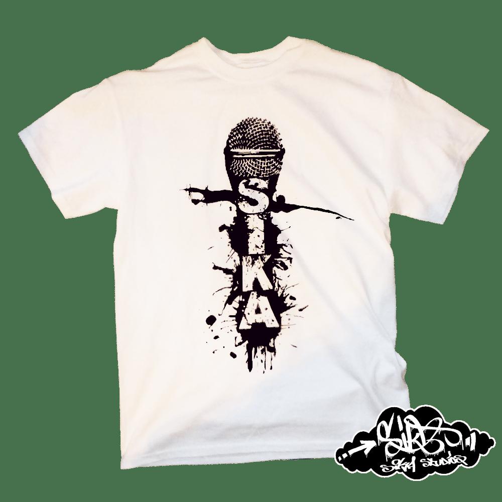 Image of SIKA mic T-shirt
