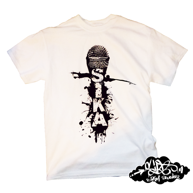 Image of SIKA mic T-shirt