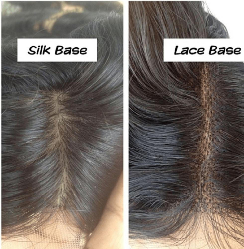 Image of SILK BASE CLOSURE - Brazilian Body Wave