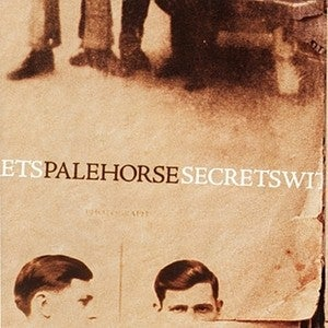 "Image of PALEHORSE ""SECRETS WITHIN SECRETS"" CD EP"